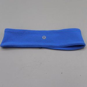 Lululemon Blue Workout Headband